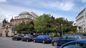 Plaza de Ferrol Lugo