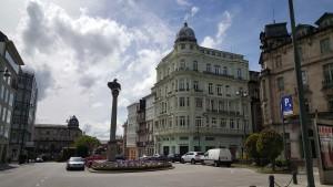 Plaza Santo Domingo Lugo