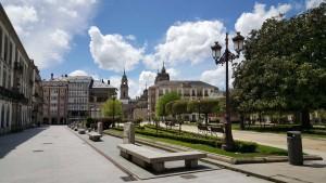Plaza de Espana Lugo